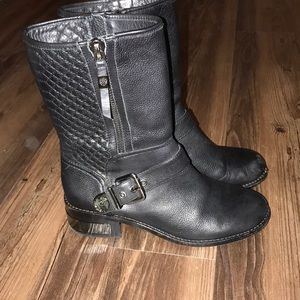 Vince Camuto motorcycle 🏍 boots